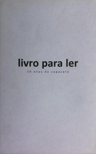 livro para ler 2008