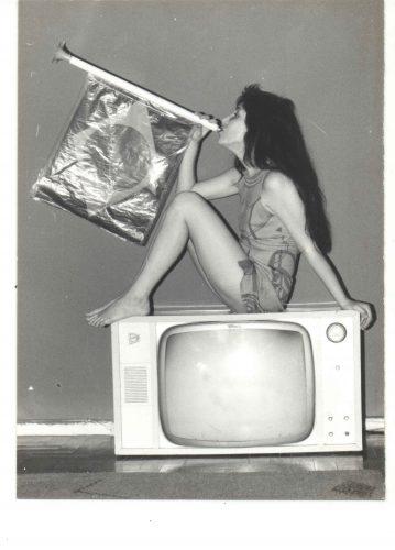 Marcia X_Antenas da Raça