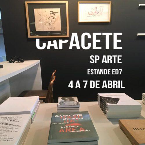 CAPACETE SP U2013 ARTE